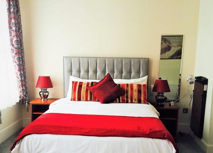 Luxury Bedroom with Bath